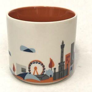 Starbucks Chicago Mug You Are Here Series
